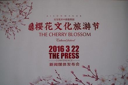 唐山将迎来华北最大规模樱花节